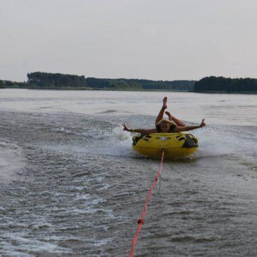 Kurs na licencję holowanie narciarza i innych obiektów pływających