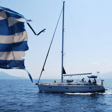 Spotkanie przedrejsowe Grecka Zatoka Sarońska X 2016