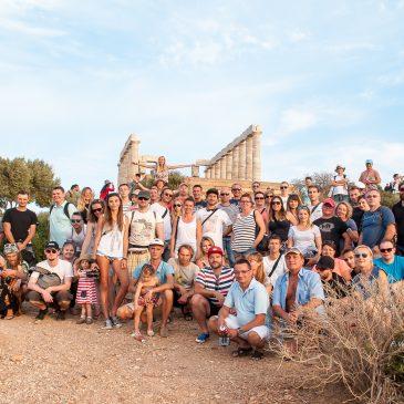 Spotkanie przedrejsowe Greckie Cyklady 7-14 X 2017