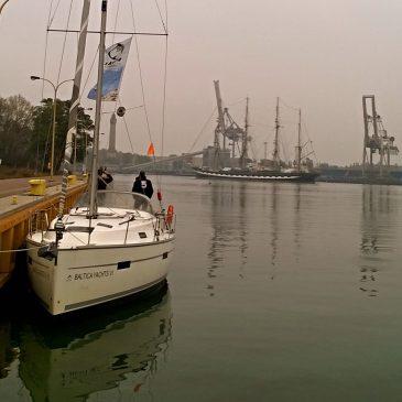 Szkolenie na jachtowego sternika morskiego