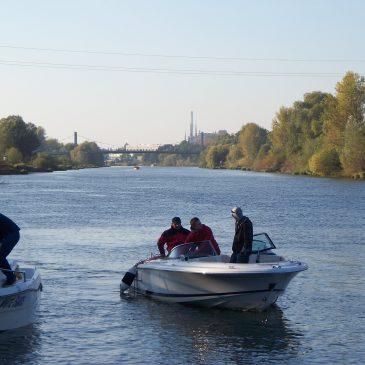 Szkolenie motorowodne Wrocław – przedwiośnie 2018