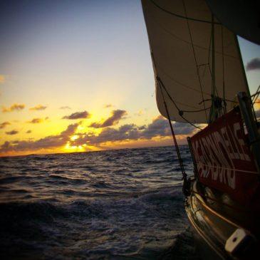 Etapowy rejs morski Tenryfa – Madera – Majorka III/IV 2019